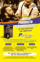 Le presentamos: El Nuevo Producto Dermatológico - El más efectivo del mercado - Fresh Up Roganex - De Venta en la farmacia de su preferencia