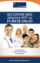 NO ESPERE MÁS adquiera HOY su PLAN DE SALAD - Plan familiar - Planes individuales - Plan Dorado
