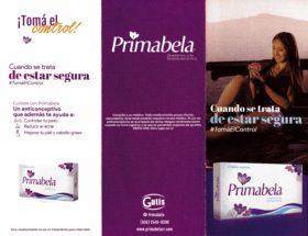 Cuando se trata de estar segura #TomáElControl - Cuidate con Primabela Un anticonceptivo que además te ayuda a: Controlar tu peso, Reducir el acne, Mejorar tu piel y cabella graso