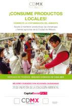 ¡Consume productos locales!
